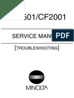 Minolta CF 1501/2001 SM