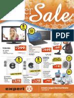 Expert Winter Sale Brochure 2011