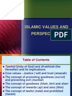5Islamic Ethical Values