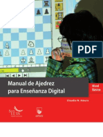 Manual de Ajedrez para Enseñanza Digitalpublication