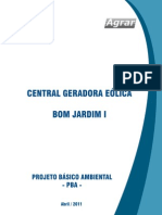 PBA - Central Geradora