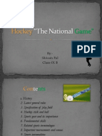 Hockey Shivam Pal