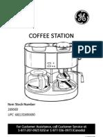 Ge Coffee Station
