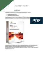 Curso SQL Server 2005