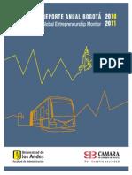 Informe GEM Bogotá 2010-2011