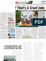 Access to Education in India - ToI June2011