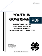 Youth in Governance