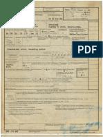 Elvis Presley - Service Record