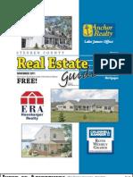 Steuben County Real Estate Guide - October 2011