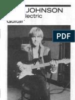 [Tecnicas de Guitarra] Eric Johnson - Total Electric Guitar Hot Licks