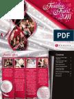 Ramada Bristol City Christmas Brochure 2011