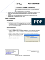 860 Dspi Firmware Upgrade Instructions App Note