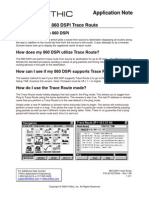 860 Dspi Trace Route Appnote