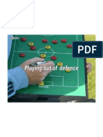 Playing Out of Defence