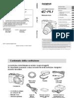 Olympus_E-PL1 Manual IT