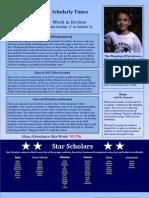 Alma Newsletter - 10-21-11