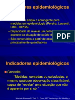 epidemiologia_indicadores de saúde