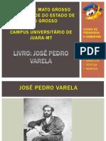 TRABALHO DE APRESENTAÇÃO - JOSÉ P. VARELA..