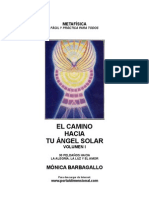 El Camino Hacia Tu Ángel Solar Vol1