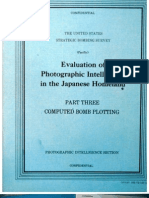 USSBS Report 100, Evaluation of Photographic Intelligence in the Japanese Homeland, Part3, Computed Bomb Plotting
