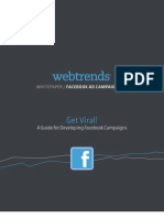 WP Facebook Ad Campaigns