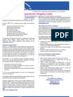 Compassionate Shopping Guide 2011