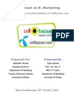 Introduction of Cellbazzar