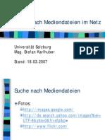 Mediendateien & Urheberrecht 03_2007