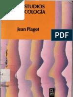 Jean Piaget - Seis estudios de Psicologia