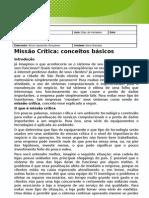 Missao Critica