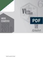 SECGOB. 6 Informe Gobierno Anexo 2010