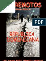 Cartilla Terremoto by Dante