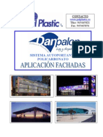 - Manual Danpalon Fachada