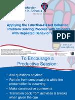 KIPP FBA Presentation 9-23-11