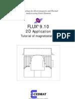 Tutorial Magnetostatics 2D