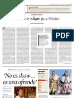 Plaza Publica 27 Febrero - Un Nuevo Peligro Para Mexico