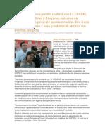17-Octubre-2011-Infolliteras-La niñez yucateca pronto contará con 11 CENDIS