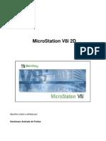 MICROSTATION V8i 2D
