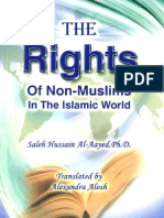 The Rights of non- Muslims in The  Islamic World