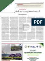 plaza publica 10 abril - Azcárraga y Salinas comparten Iusacell
