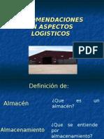 Presentacion Logistica Abril 2008 Matagalpa Monitores