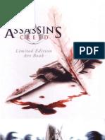 Assasins Creed ArtBook