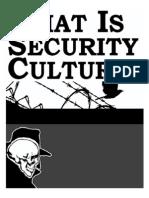 Security Culture CrimethincA