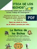 La Botica de Los Bichos