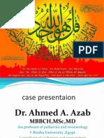 case Presentationالمهم