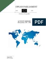 AFET Activity Report 2004-2009