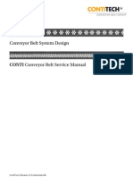 Conveyor Belt Design Manual Contitech - Eng
