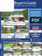 Coldwell Banker Olympia Real Estate Buyers Guide October 22nd 2011