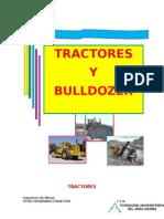 Tractores y Bulldozer