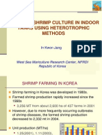(3-1)Instensive Shrimp Culture(Jang in Kwon)